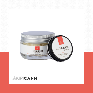 KiriCann CBD Infused Salve (100mg CBD)